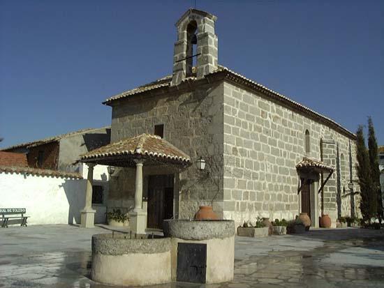 Ermita Ntra Sra de la Salud, patio