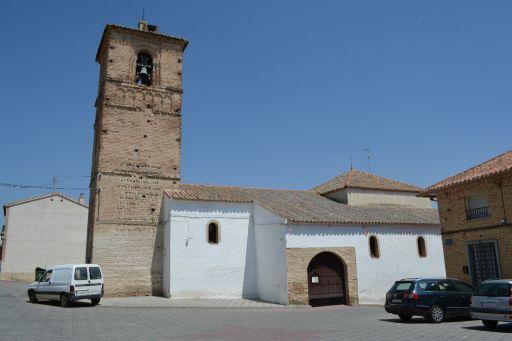 Iglesia parroquial de San Bartolomé Apóstol