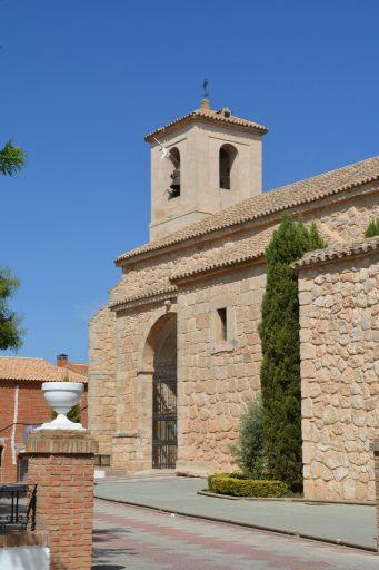 Iglesia de San Andrés, torre