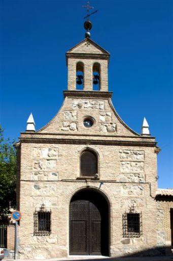 Ermita de la Vera Cruz, exterior