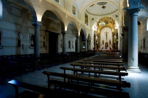Iglesia parroquial de San Esteban Protomártir, interior