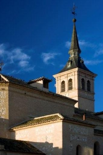 Iglesia parroquial de San Esteban Protomártir, torre