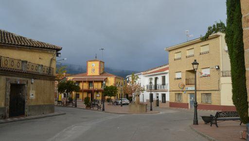 Plaza de España, otra vista