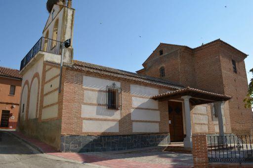 Iglesia parroquial de San Miguel Arcángel (a)