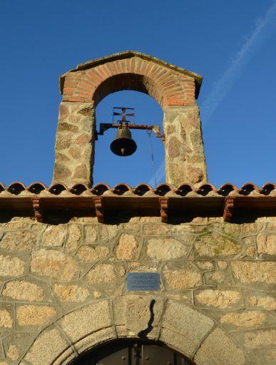 Ermita de San Sebastián, detalle