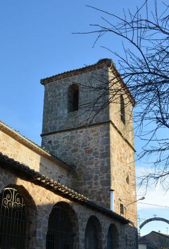 Iglesia parroquial de la Virgen de los Remedios, torre