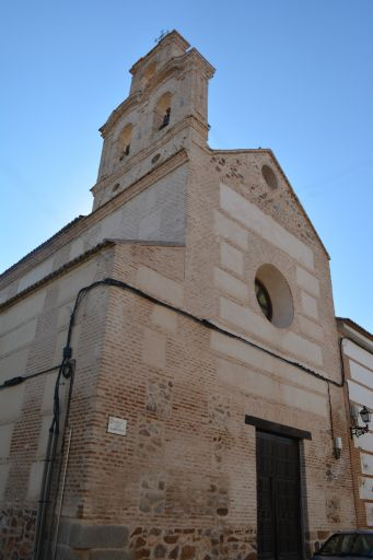 Convento de San Eugenio, exterior