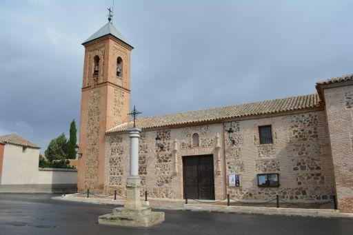Iglesia Parroquial Purificación de Ntra. Sra. , exterior