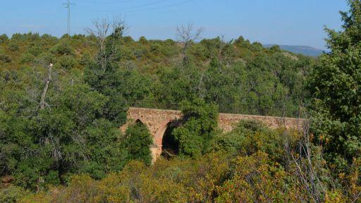 Camino de Hontanar, puente