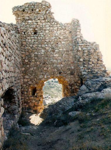 Castillo de Dos Hermanas, detalle