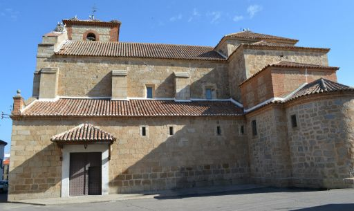 Iglesia de San Miguel, exterior