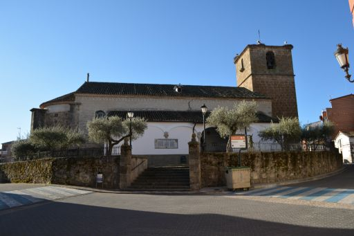 Iglesia parroquial de Nuestra Señora del Monte