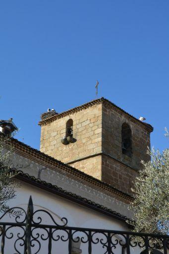 Iglesia parroquial de Nuestra Señora del Monte, detalle