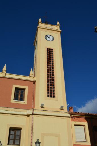 Torre de la Plaza de la Constitución