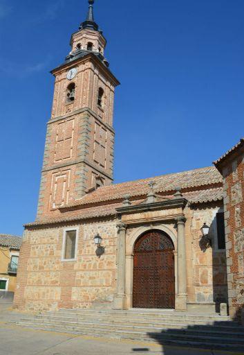 Iglesia parroquial de Nuestra Señora de la Antigua
