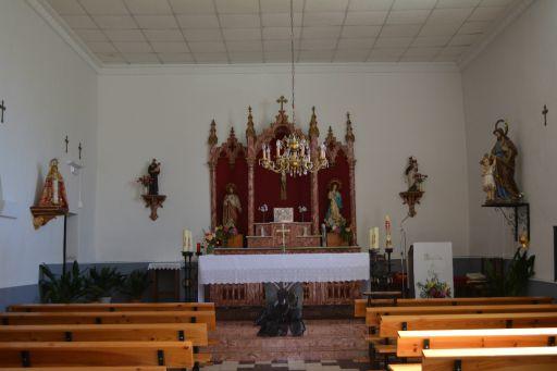 Iglesia de la Purísima, altar