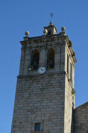 Iglesia de Nuestra Señora de la Nava, torre