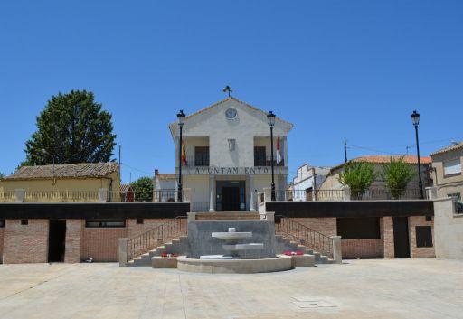 Plaza Licinio de la Fuente
