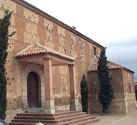 Iglesia parroquial de San Julián, lateral