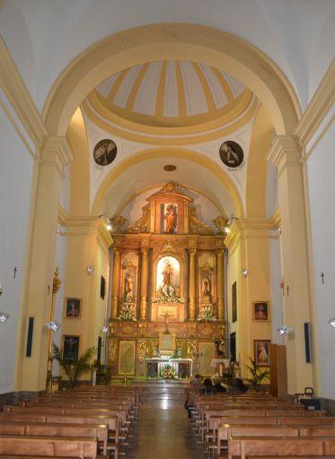 Convento de Carmelitas Descalzas de San José, interior