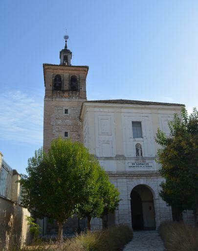 Convento de los Padres Dominicos, exterior
