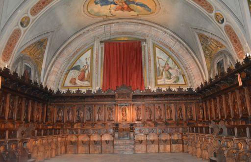 Convento de los Padres Dominicos, coro