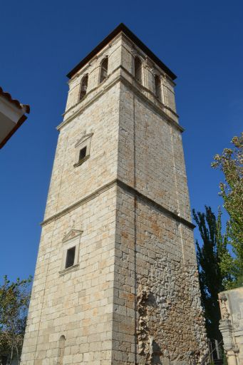 Iglesia de San Martín, torre