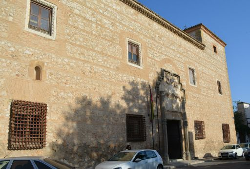 Palacio de los Cárdenas, exterior