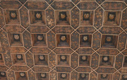 Palacio de los Cárdenas, artesonados (a)