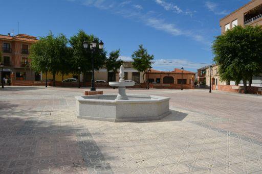 Plaza Reyes de España