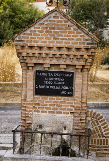 Fuente Chorronga