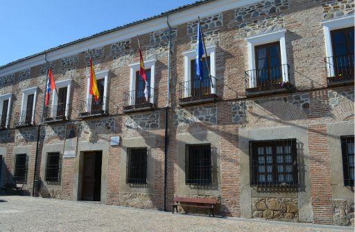 Ayuntamiento actual (pósito hasta el S. XIX)