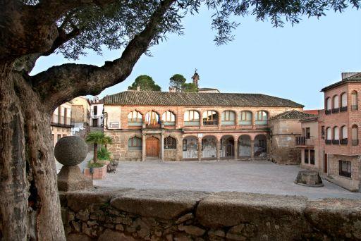 Ayuntamiento antiguo (del S. XVI, Plaza Vieja)
