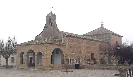 Ermita de las Peñitas, del S. XVIII