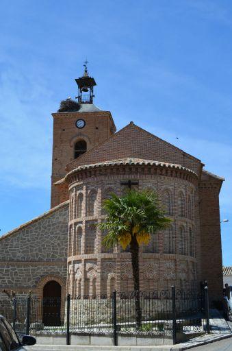 Iglesia parroquial de Nuestra Señora de la Asunción (a)