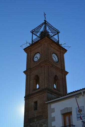 Ayuntamiento, torre