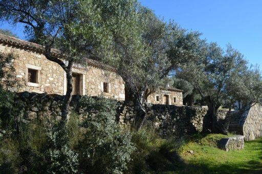 Ermita de la Fuente Santa, Casa del Santero