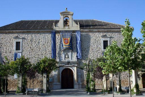 Ermita de la Virgen del Egido, exterior