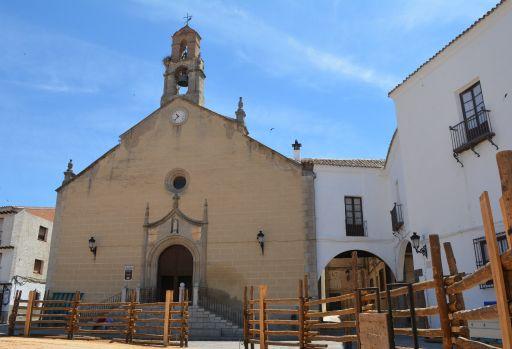Iglesia parroquial de Nuestra Señora de la Paz, exterior