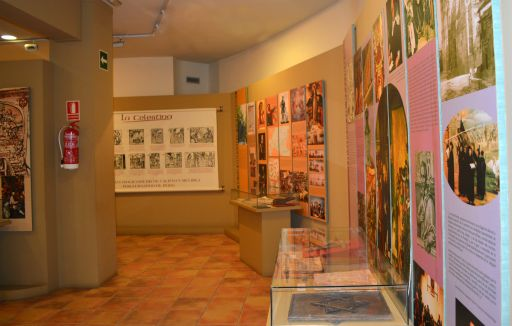 Museo de la Celestina, sala de