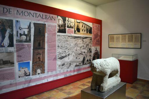 Museo de la Celestina, sala de historia del municipio
