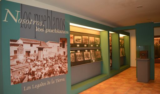 Museo de la Celestina, sala de Fotografías Antiguas