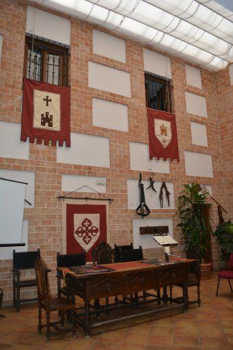 Museo de la Celestina, sala de recepción