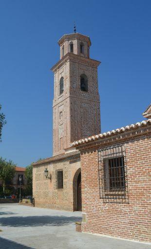 Iglesia parroquial de Nuestra Señora de la Encarnación, torre