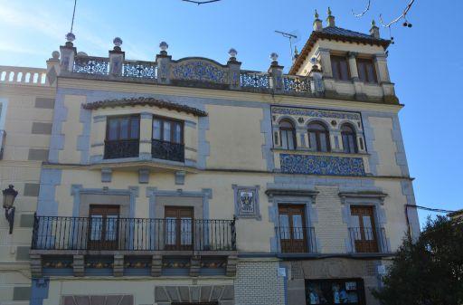 Palacio de D. Pedro Tenorio