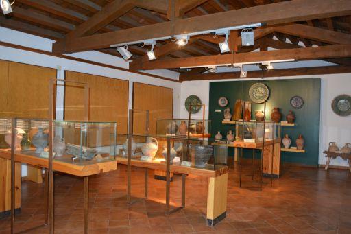 Centro de Interpretación de la Cerámica, exposición 3