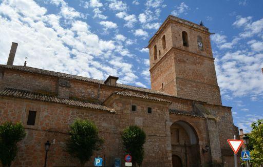 Iglesia parroquial de Santiago de la Espada, exterior