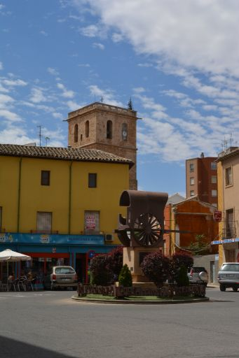 Plaza Miguel de Echegaray