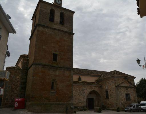 Iglesia parroquial de Santa Catalina