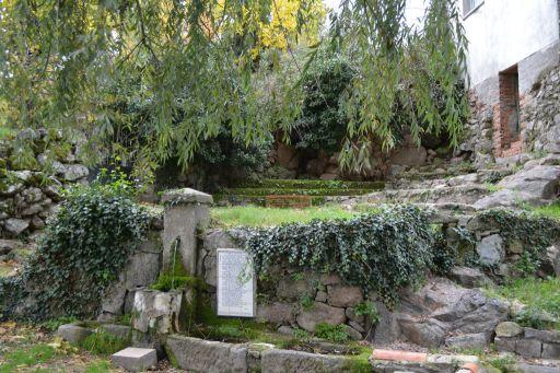 Parque de El Batán, fuente